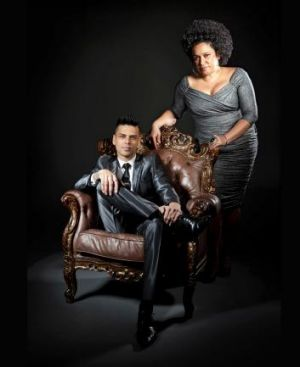 Andrew De Silva and Vika Bull star in an upcoming tribute to Marvin Gaye.