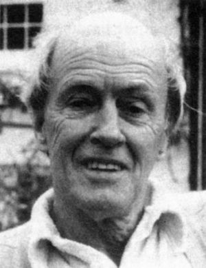 Roald Dahl who wrote the story on which <i>Matilda the Musical</i> is based.