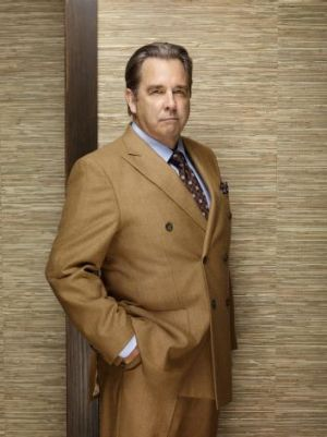 Beau Bridges as Barton Scully in the series <i>Masters of Sex</i>.