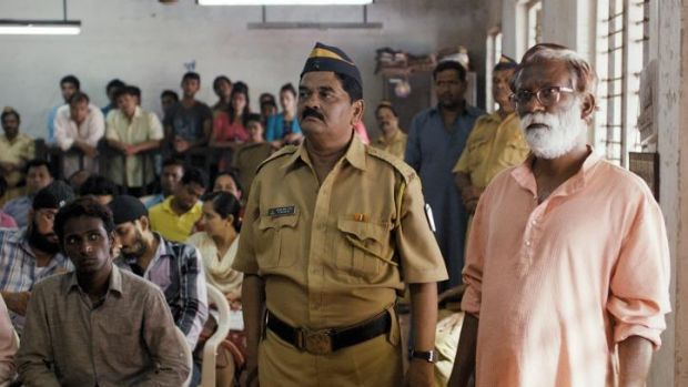 Chaitanya Tamhane's film <i>Court</i>, screening at the the Melbourne International Film Festival and the Indian Film ...