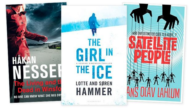 <i>The Living and the Dead in Winsford</i>, by Hakan Nesser; <i>The Girl in the Ice</i>, by Lotte and Soren Hammer; ...