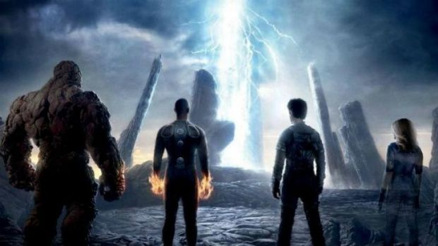 Disappointing results ... <i>Fantastic Four<?i>.