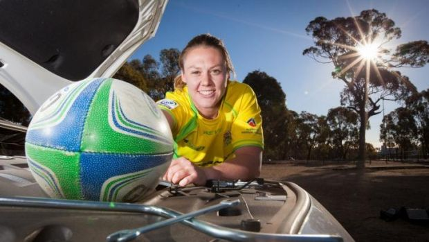 Sevens captain Sharni WIlliams started out dreaming of gold with the Hockeyroos before switching to rugby sevens.