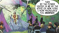 Wonder Woman supports gay marrage (Video Thumbnail)