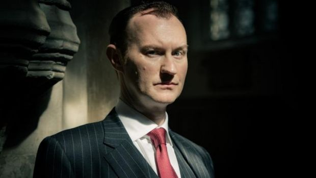 <i>Sherlock</i> creator Mark Catiss, who plays Sherlock's brother Mycroft Holmes, will travel to Melbourne.