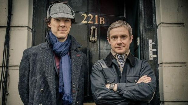 The <i>Sherlock</i> team is heading to Melbourne, but unfortuantely Benedict Cumberbatch won't be joining them.