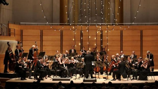 The players of Anima Eterna play and balance their instruments with masterly care and musicianship, which was a feature ...
