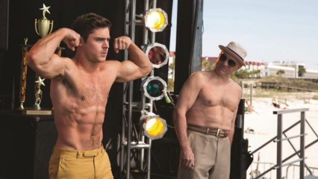 Young gun: Zac Efron and Robert De Niro in <i>Dirty Grandpa</i>.