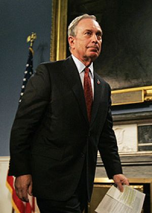A letter addressed to New York Mayor Michael R. Bloomberg has tested positive for ricin.