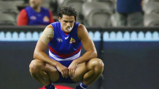 Western Bulldogs ruckman Tom Boyd takes leave to deal with clinical depression