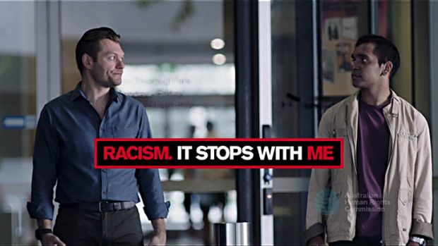 Stopping racism is everyone's responsibility
