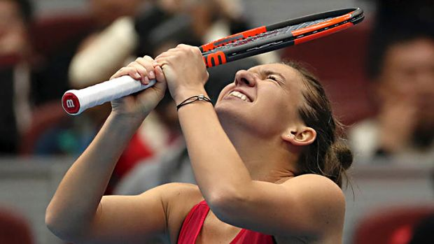 Simona Halep takes over world No.1 ranking after reaching China Open final