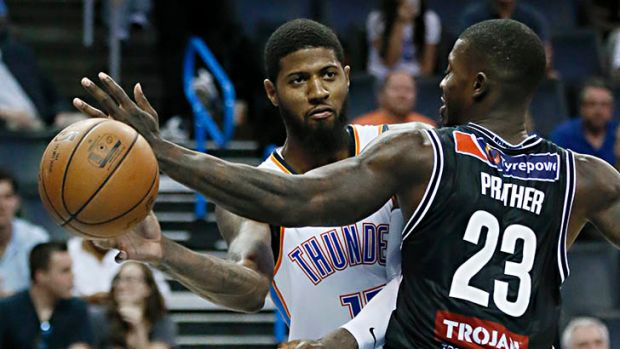 Melbourne United have no fear of losing key players should NBA come calling