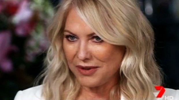 'I think I'll be dead': Kerri-Anne Kennerley reveals past domestic abuse