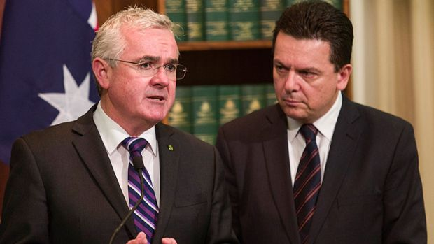 Government and Labor kill off move for federal action on explosive Crown allegations