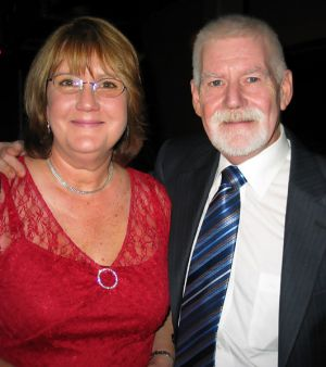 Mike and Jane Flynn