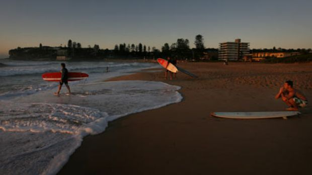 High water mark... scientists have identified Dee Why on Sydney's northern beaches as particularly vulnerable to rising ...