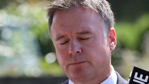 Defence Minister Joel Fitzgibbon yesterday.