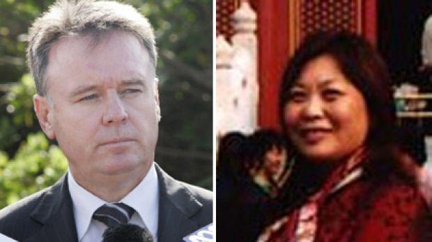Joel Fitzgibbon and Helen Liu