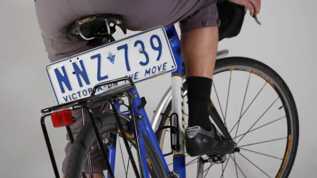 There have been calls to charge cyclists a registration fee to help pay for the State Government's $115 million bike ...