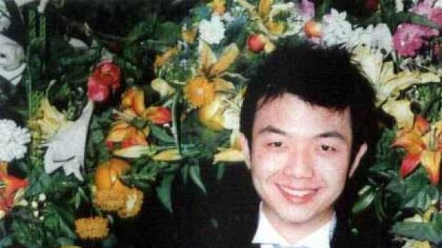Chen Liu's skull was riddled with nails.