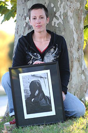 Megan O'Keefe is one of 94 people taking part in  a Melbourne University study examining the influence of epilepsy on ...
