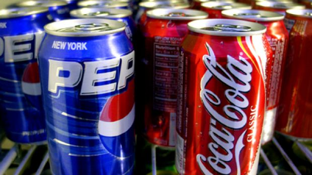 Coca-Cola and Pepsi face questions over a chemical in their drinks.