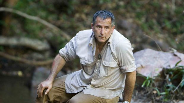 Anthony LaPaglia as Australian journalist Roger East in a scene from Balibo.