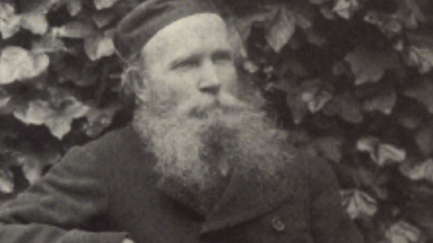 Troubled American Dr William Chester Minor from Winchester's book, The Surgeon of Crowthorne.