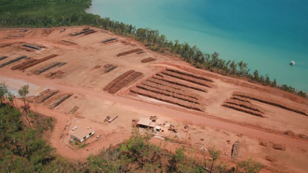 The demise of agribusiness company Great Southern has left environmental damage unfixed on the Tiwi Islands.