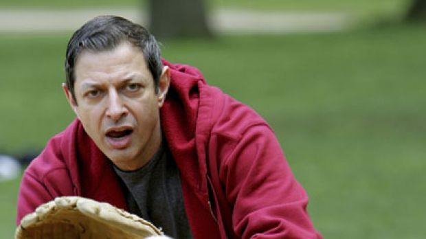 Still kicking ... Jeff Goldblum.