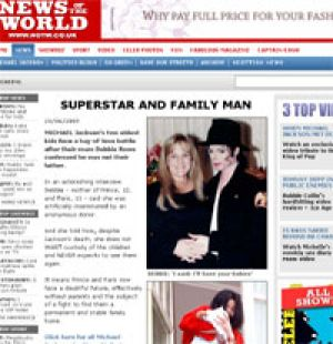 Debbie Rose has said Michael Jackson's children actually come from an anonymous donor, according to <i>The News of the ...