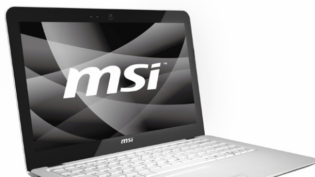 MSI X340: MSI's answer to the MacBook Air.