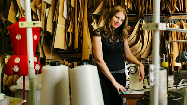 Dress designer Gwendolynne Burkin worries working longer could impact her health. I wouldn't want to start again. I ...