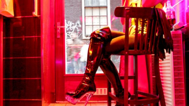 Industrial action ... a new study seeks to dispel myths surrounding sex work.