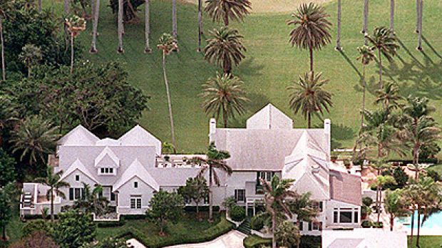 Greg Norman's Florida hideaway ... a snip at $72 million.