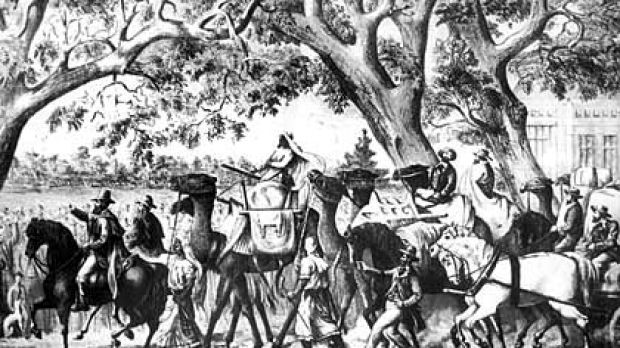 The Burke and Wills expedition departs on August 20, 1860.