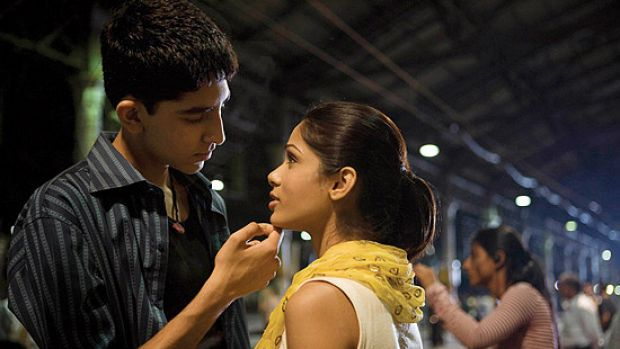 Slumdog Millionaire .. the film was a huge hit around the world.