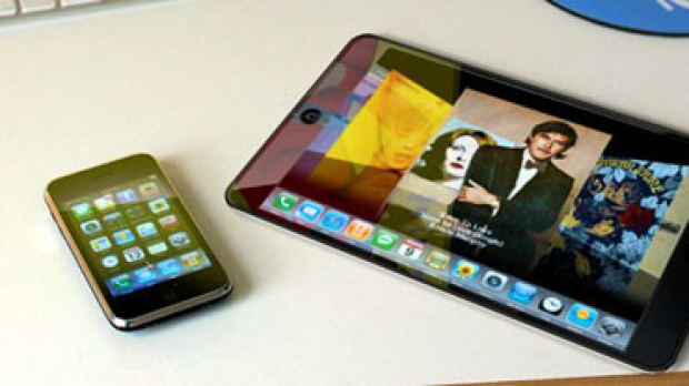 Will it look like this? One concept design for the rumoured tablet.