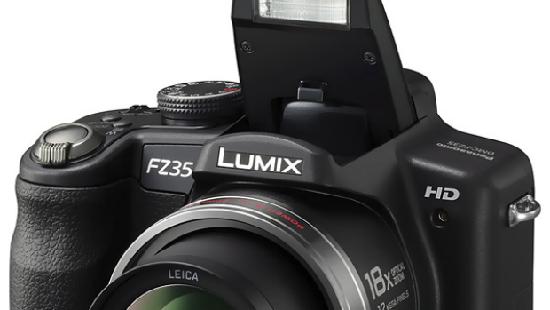 Panasonic LUMIX DMC FZ35: has the numbers.