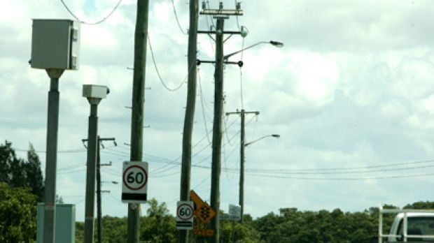 Labor claims the Government will set up more speed cameras to 'rake' in revenue.