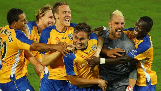 Return to the Gold Coast? The A-League may look at the area for any possible future expansion.