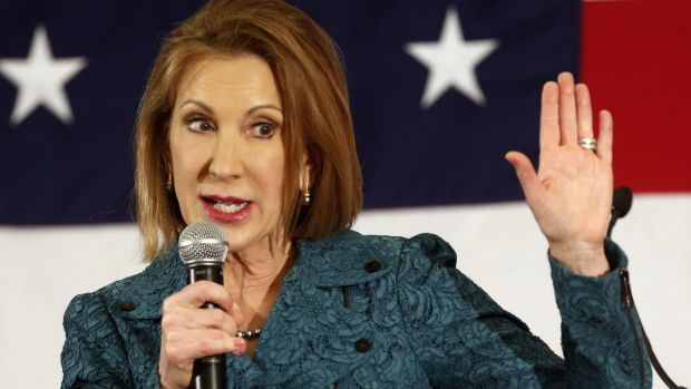 The perfect antidote to Hillary Clinton? Carly Fiorina says she would be.