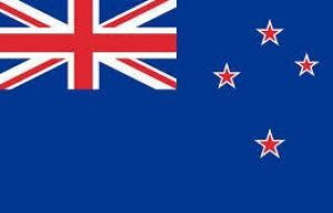 The current New Zealand flag.