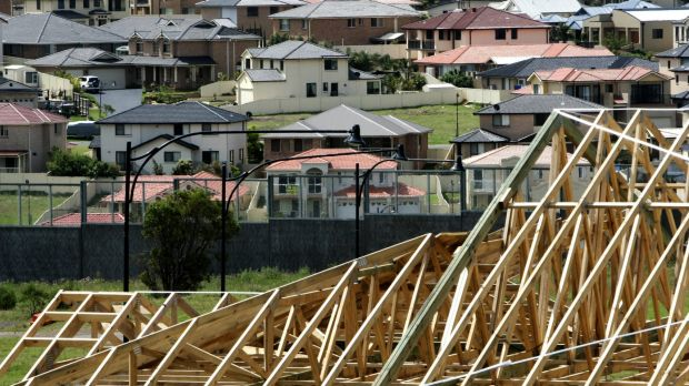 Only for some: Huge areas across Sydney have an entry-level housing price of $1 million, making them  unaffordable for ...