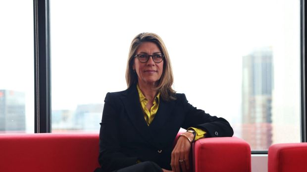 Financial Services Council chief executive Sally Loane wants more people to switch out of default industry funds into ...