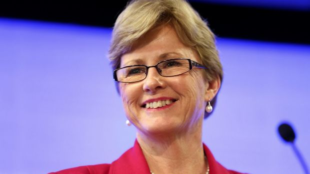 Former Australian Greens leader Christine Milne says Chris Jordan is 'good at reading the government's temperature'.