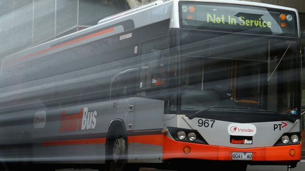 Transdev won a competitive tender to run 30 per cent of Melbourne's bus network.