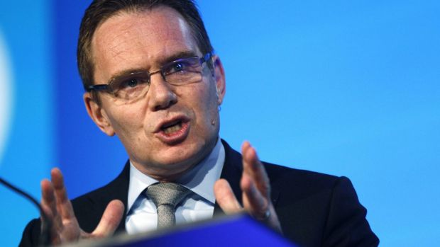 BHP Billiton boss Andrew Mackenzie argues that a core group of Australians believes in free markets.