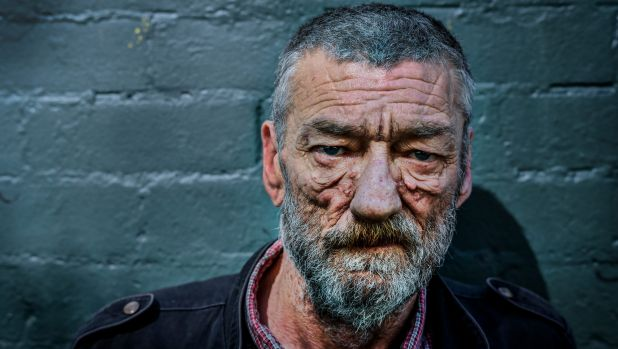 """""""They've turned me inside-out,"""" Ian Kinross says of the Haymarket Foundation."""